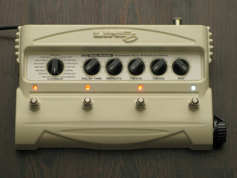 how to use line 6 dl4